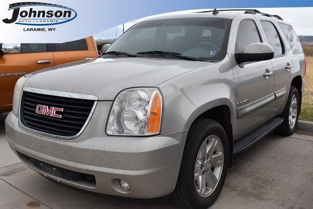 2009 GMC Yukon SLT2 4WD