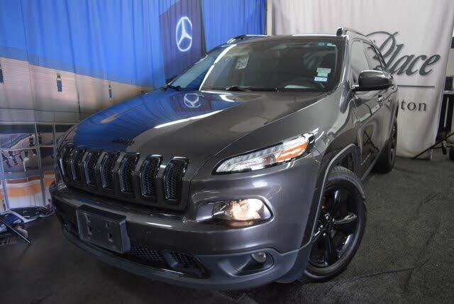 2016 Jeep Cherokee Sport Altitude FWD