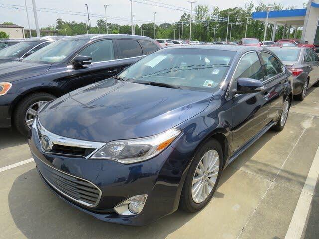 2014 Toyota Avalon Hybrid Limited FWD