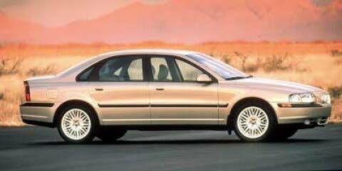 1999 Volvo S80 T6 Turbo