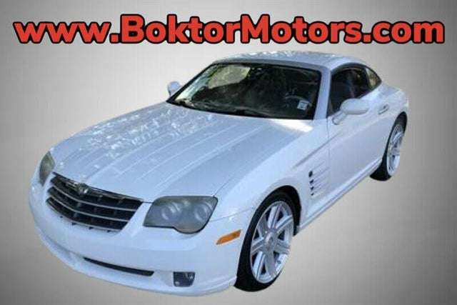 2004 Chrysler Crossfire Coupe RWD