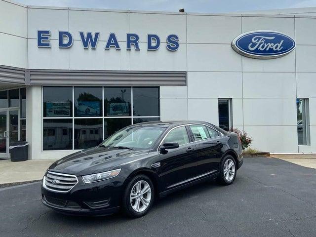 2017 Ford Taurus SEL AWD