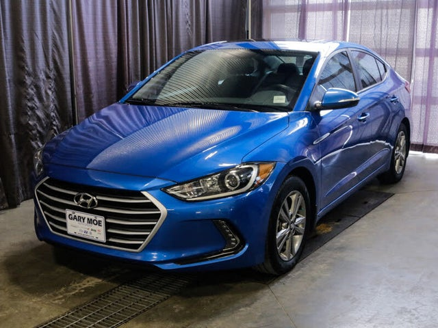 2018 Hyundai Elantra Limited Sedan FWD