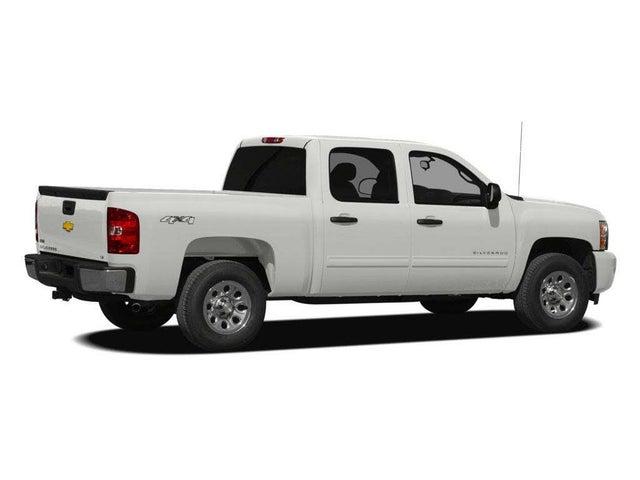 2012 Chevrolet Silverado 1500 Work Truck Crew Cab 4WD
