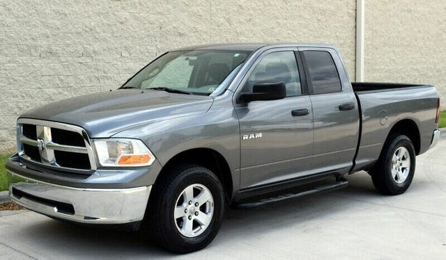 2009 Dodge RAM 1500 SLT Quad Cab 4WD