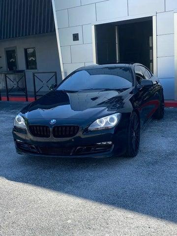 2013 BMW 6 Series 650i Gran Coupe RWD
