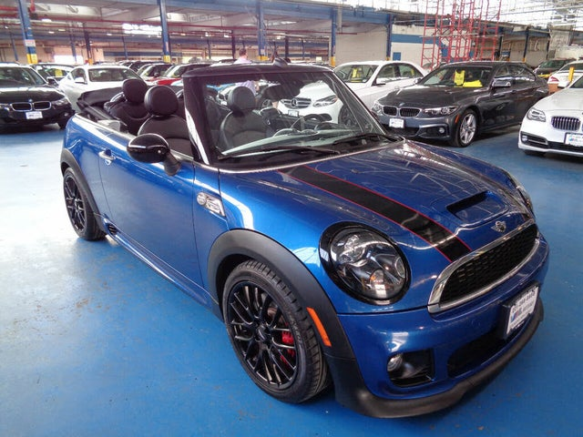 2015 MINI Cooper John Cooper Works Convertible FWD