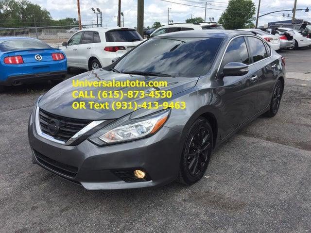 2017 Nissan Altima 2017.5 2.5 SL