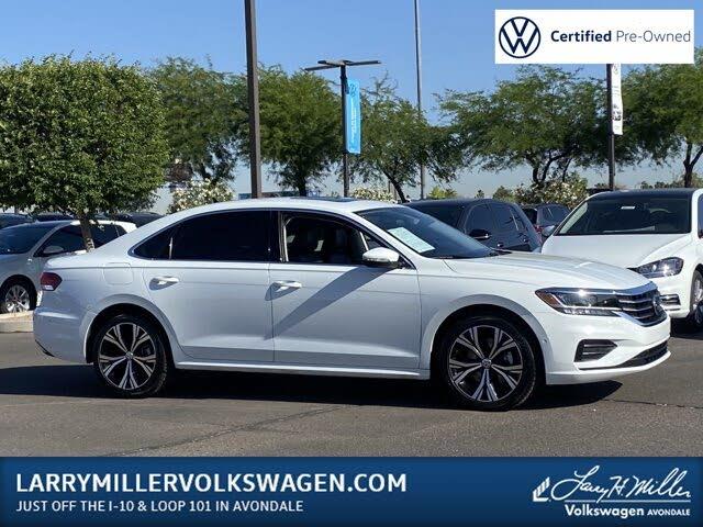 2020 Volkswagen Passat 2.0T SEL FWD