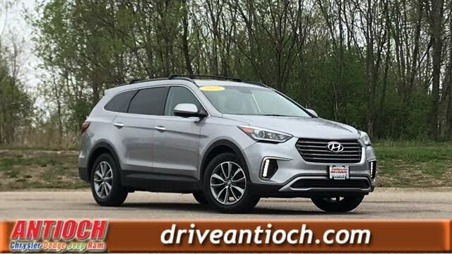 2019 Hyundai Santa Fe XL SE AWD