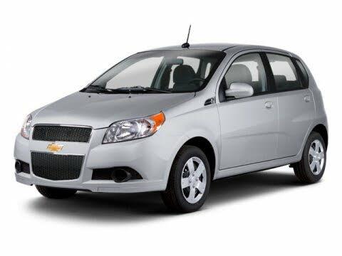 2010 Chevrolet Aveo 5 2LT Hatchback FWD