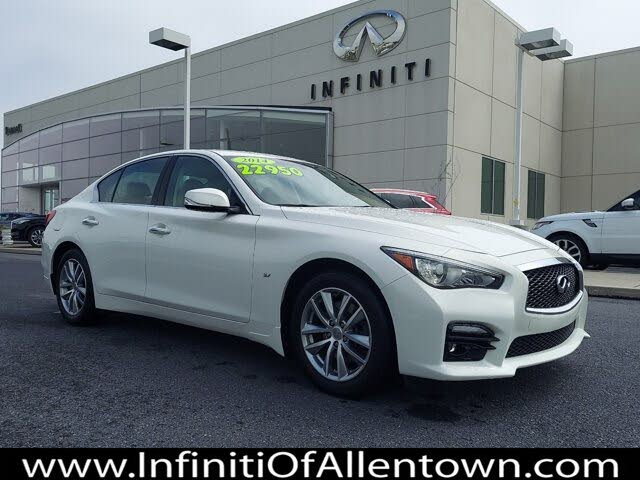 2014 INFINITI Q50 3.7 AWD