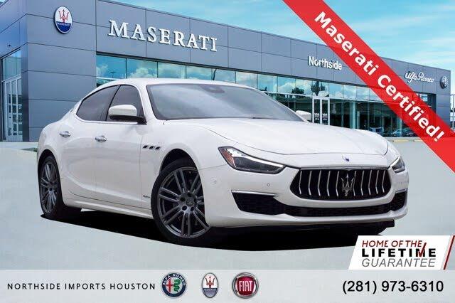 2018 Maserati Ghibli S GranLusso 3.0L