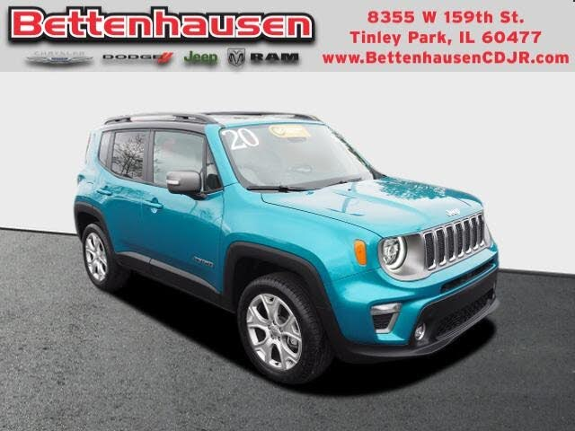 2020 Jeep Renegade Limited 4WD