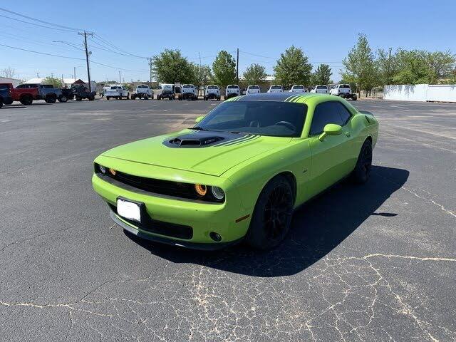 2015 Dodge Challenger R/T Plus Shaker RWD