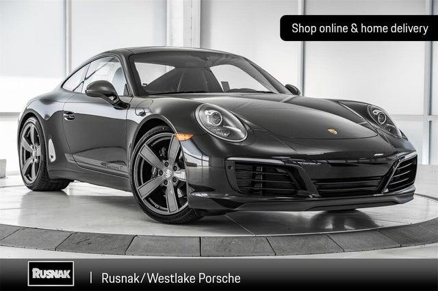 2019 Porsche 911 Carrera T Coupe RWD