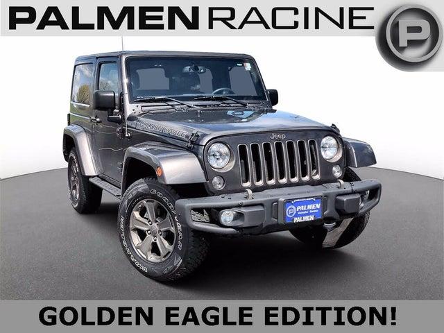 2018 Jeep Wrangler JK Golden Eagle 4WD