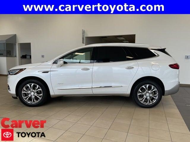 2018 Buick Enclave Avenir AWD