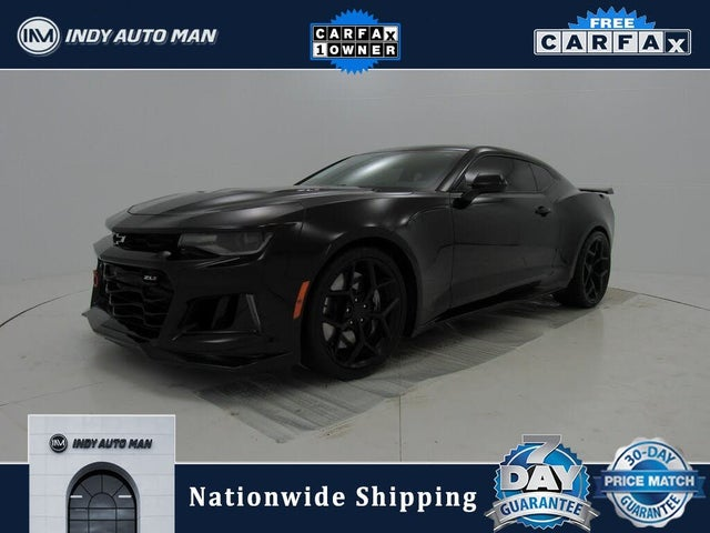 2018 Chevrolet Camaro ZL1 Coupe RWD