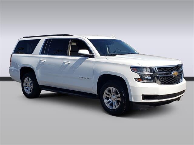 2019 Chevrolet Suburban 1500 LT RWD