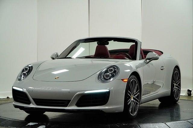 2019 Porsche 911 Carrera S Cabriolet RWD