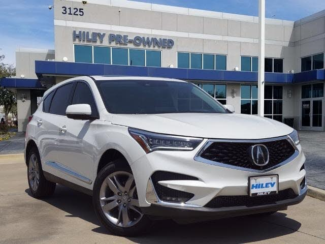 2020 Acura RDX FWD with Advance Package