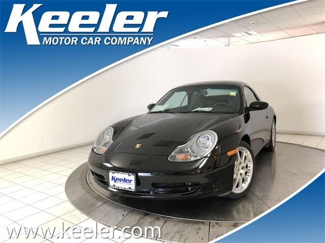 2001 Porsche 911 Carrera Convertible