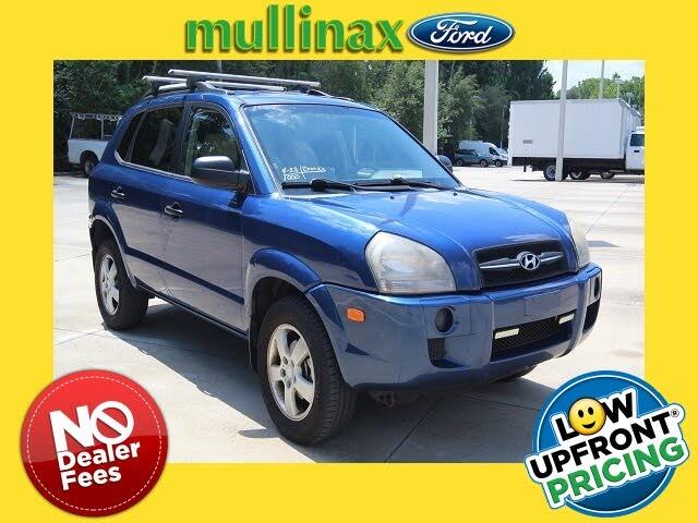 2007 Hyundai Tucson GLS FWD