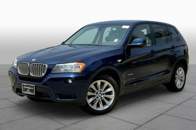 2014 BMW X3 xDrive28i AWD