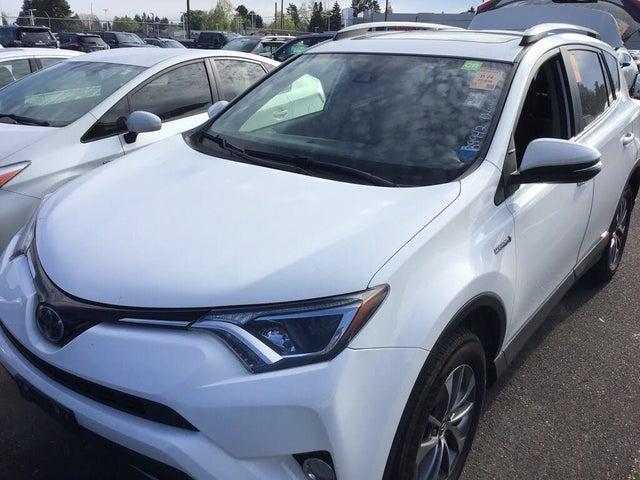 2018 Toyota RAV4 Hybrid LE Plus AWD