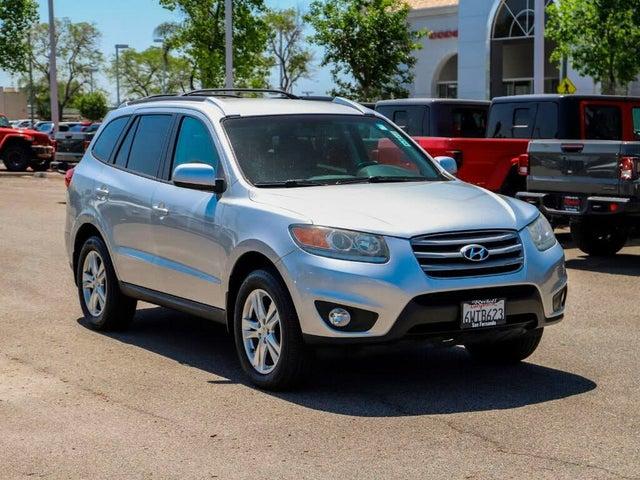 2012 Hyundai Santa Fe 3.5L SE FWD