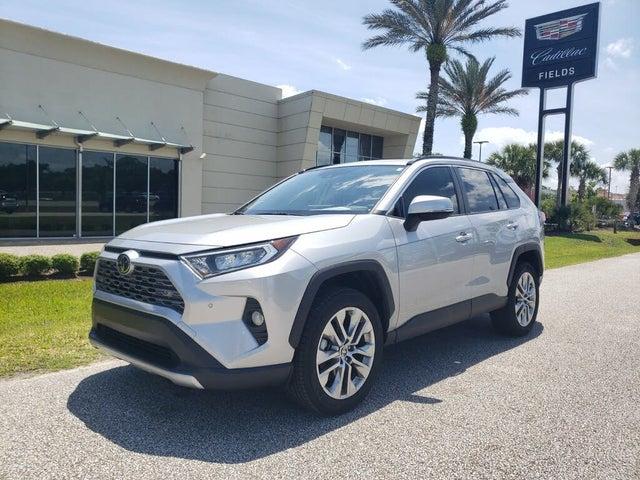 2020 Toyota RAV4 Limited FWD