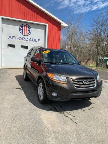 2011 Hyundai Santa Fe 3.5L Limited AWD with Navigation