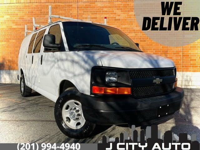 2014 Chevrolet Express Cargo 3500 RWD