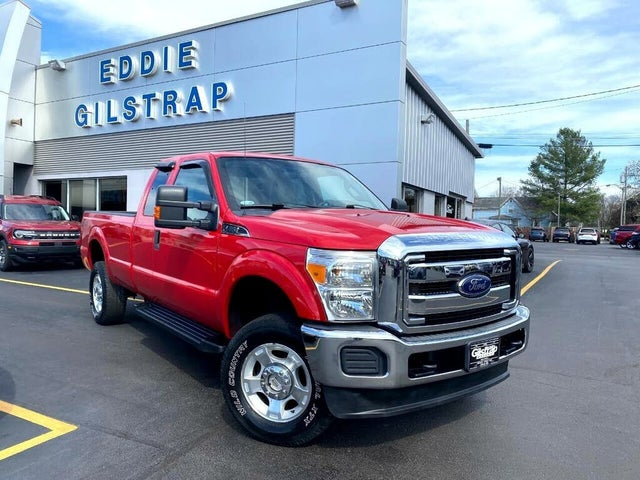 2012 Ford F-350 Super Duty XLT SuperCab 4WD