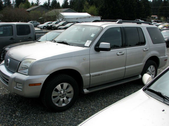 2007 Mercury Mountaineer AWD