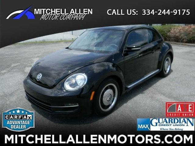 2012 Volkswagen Beetle 2.5L
