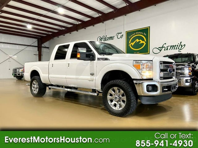 2015 Ford F-250 Super Duty King Ranch Crew Cab 4WD