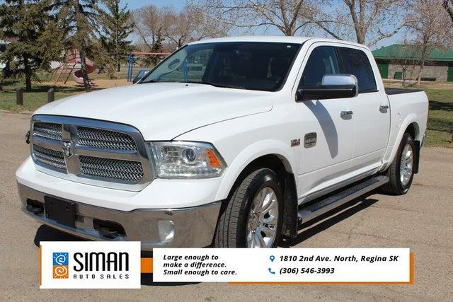 2014 RAM 1500 Laramie Longhorn Crew Cab 4WD