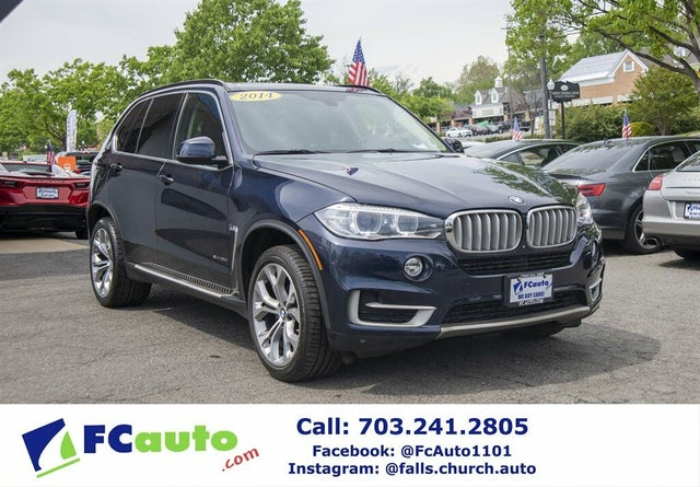 2014 BMW X5 xDrive35d AWD