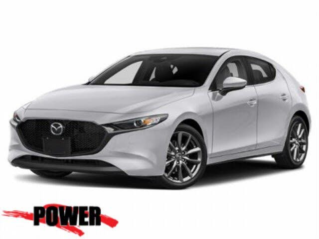 2020 Mazda MAZDA3 Preferred Hatchback AWD