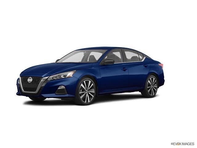 2019 Nissan Altima 2.5 SR AWD
