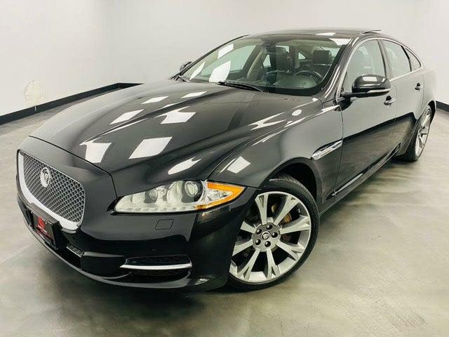 2013 Jaguar XJ-Series XJ Base AWD
