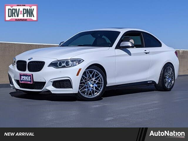 2016 BMW 2 Series M235i Coupe RWD