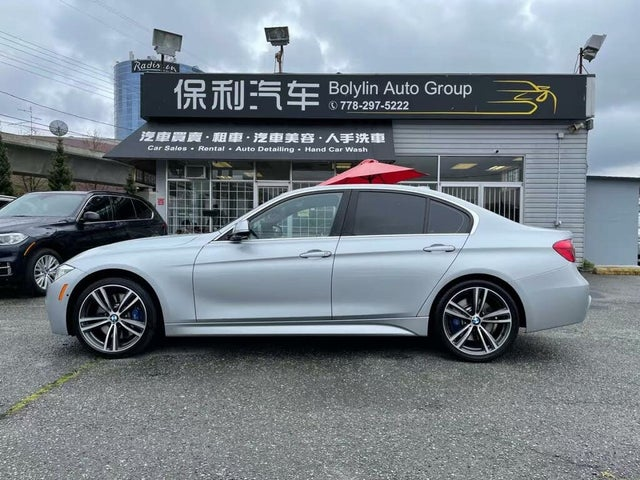 2016 BMW 3 Series 340i xDrive Sedan AWD