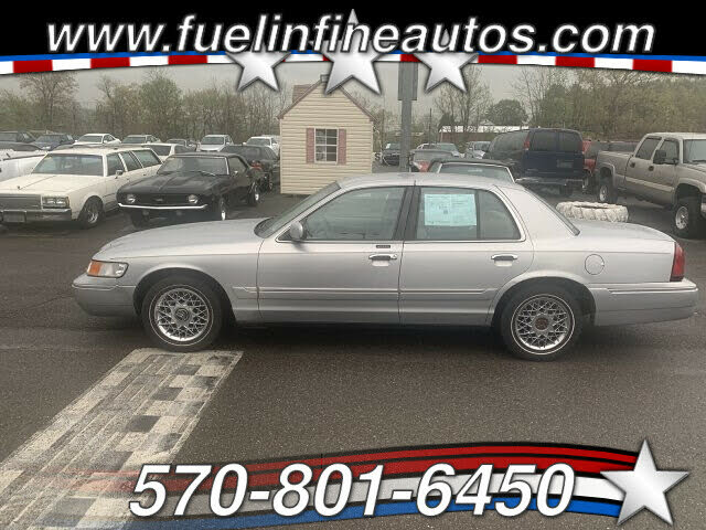 1999 Mercury Grand Marquis 4 Dr GS Sedan