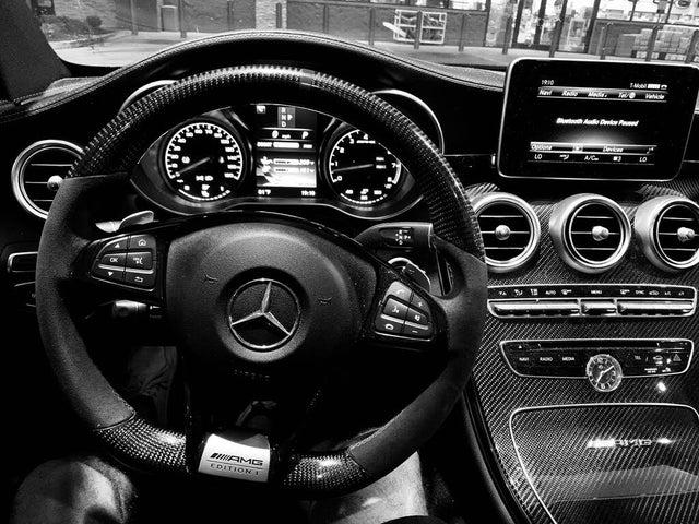 2017 Mercedes-Benz C-Class C AMG 43 Coupe