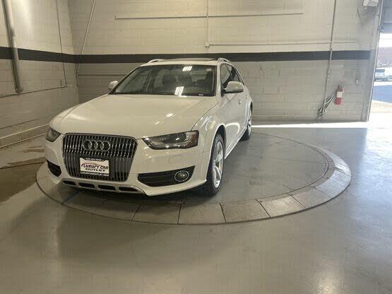 2013 Audi A4 Allroad 2.0T quattro Premium Plus AWD