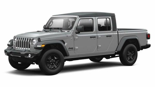 2021 Jeep Gladiator Willys Crew Cab 4WD