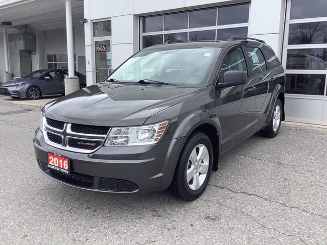 2016 Dodge Journey Canada Value Package FWD